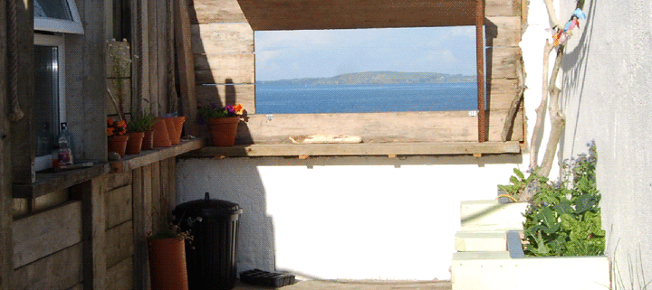 Old Head Cabin Exterior – Big Man Tiny Homes